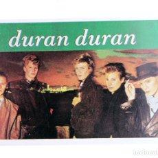 Musique de collection: CROMO SUPER MUSICAL 111. DURAN DURAN (DURAN DURAN) EYDER, CIRCA 1980. Lote 175600385