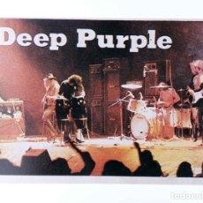 Música de coleção: CROMO SUPER MUSICAL 4. DEEP PURPLE. EYDER, CIRCA 1980. Lote 239892255
