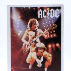 Musique de collection: CROMO SUPER MUSICAL 13. AC DC AC/DC. EYDER, CIRCA 1980. Lote 200883777