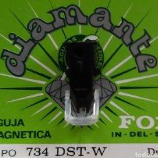Música de colección: AGUJA TOCADISCOS 734 DST- W - FOX/DIAMANTE. Lote 176446254