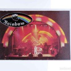 Música de coleção: CROMO SUPER MUSICAL 39. RAINBOW. EYDER, CIRCA 1980. Lote 239892365