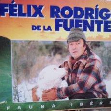 Música de colección: FELIZ RODRIGUEZ DE LA FUENTE. Lote 177977425
