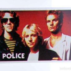 Musique de collection: CROMO SUPER MUSICAL 71. THE POLICE. EYDER, CIRCA 1980. Lote 178975013