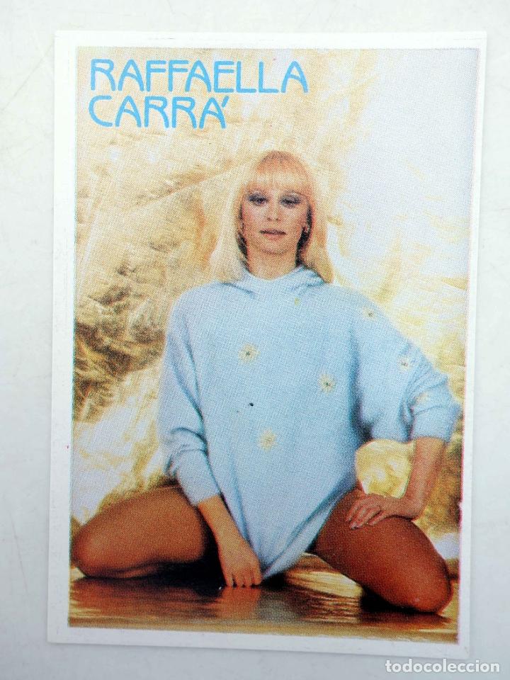 CROMO SUPER MUSICAL 152. RAFAELA CARRÁ (RAFAELA CARRÁ) EYDER, CIRCA 1980 (Música - Varios)