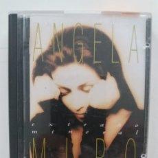 Música de colección: ANGELA MURO-EXTRAÑO MINERAL (SONY, MINIDISC). Lote 180254143