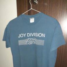 Música de colección: JOY DIVISION CAMISETA M. Lote 180286886