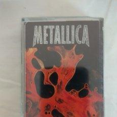 Música de colección: CASETE HEAVY METAL/METALLICA/LOAD. . Lote 183270453