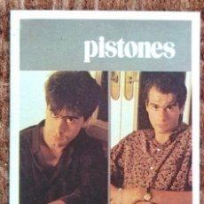 Música de colección: CROMO SUPER EXITO - PISTONES - Nº 103. Lote 184095085