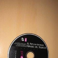 Música de colección: HEROES DEL SILENCIO - EL REFUGIO INTERIOR - PC MANIA - CD ROM. Lote 190469550