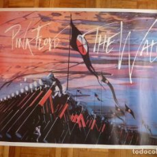 Musique de collection: PÓSTER PINK FLOYD THE WALL.. Lote 191279996