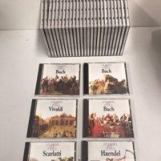 Música de colección: COLECCIÓN CASI COMPLETA LOS DIOSES DE LA MÚSICA. Lote 191361311