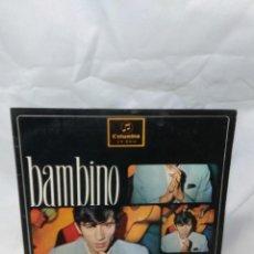 Música de colección: DISCO BAMBINO. COLUMBIA CP. 9.014.. Lote 204969996