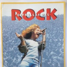 Música de colección: ESTRELLAS DEL ROCK FASCÍCULO DE PRESENTACIÓN EDICIONES ALTAYA. Lote 193444463