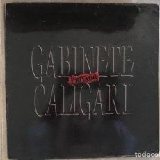 Música de colección: GABINETE GALIGARI: PRIVADO. Lote 194217136
