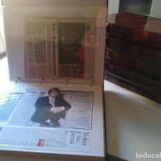 Música de colección: COLECCIÓN RECORTES DE PRENSA. Lote 194872955