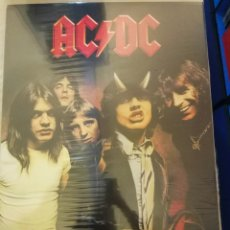 Música de colección: PÓSTER AC/DC HIGHWAY TO HELL 60 X 90. Lote 194923188
