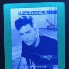 Música de colección: PASE DE TELA DE HARRY CONICK JR.. Lote 196783172