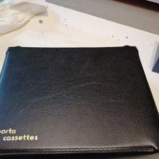 Musica di collezione: G-4 PORTA CASSETTES CASETE VACIO EL DE FOTO. Lote 197053270