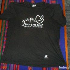 Música de colección: CAMISETA LA OREJA DE VAN GOGH TOUR GUAPA 2006 SEAT. TALLA XL. MARCA CÁLLATE LA BOCA. MUY RARA.. Lote 297101518
