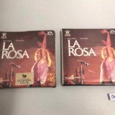 Música de colección: LA ROSA SÚPER 8. Lote 199368891