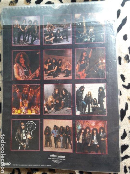 Música de colección: KISS Calendario 1994 (Danilo) - Foto 2 - 202844966