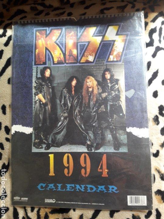 KISS CALENDARIO 1994 (DANILO) (Música - Varios)