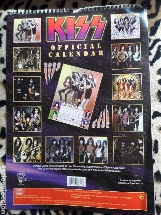 Música de colección: KISS Calendario 2000 (Danilo) - Foto 2 - 202845216