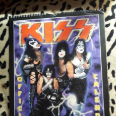 Música de colección: KISS CALENDARIO 1998 (DANILO). Lote 202845703