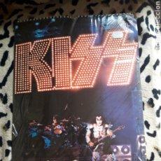 Música de colección: KISS CALENDARIO 2001 (DREAM STORY). Lote 202846755