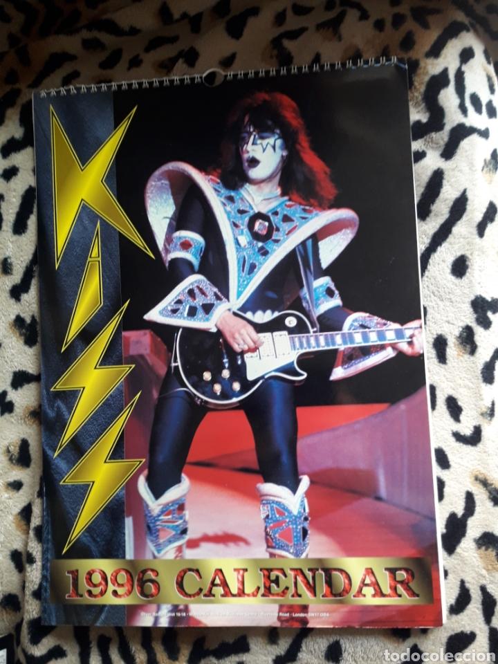 KISS CALENDARIO 1996 (OLIVER BOOKS) (Música - Varios)