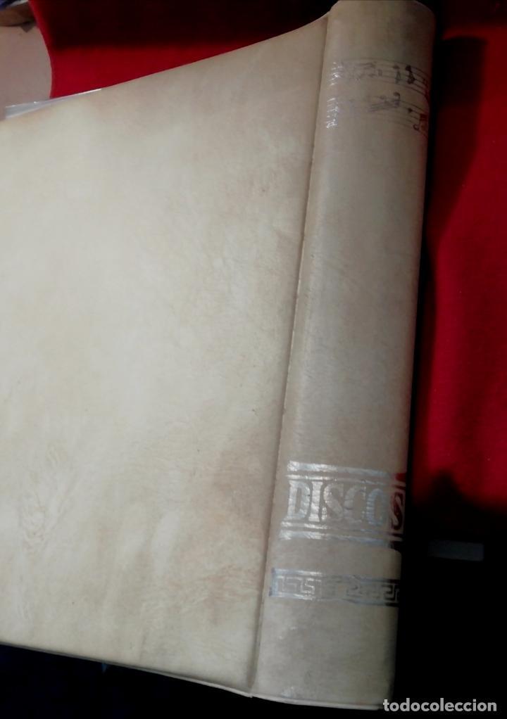 Música de colección: Lote de dos albumes para Lps - Foto 8 - 203305362