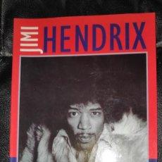 Música de coleção: JIMI HENDRIX ( MIDONS EDITORIAL ) FERMIN LARRONDO. Lote 203993212