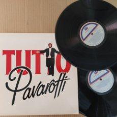 Música de colección: RML REF:R400R DISCO VINILO GRANDE - TUTO PAVAROTTI. Lote 205720628