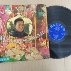 Música de colección: RML REF:R400R DISCO VINILO GRANDE - MANOLO ESCOBAR - VILLANCICOS. Lote 205739753