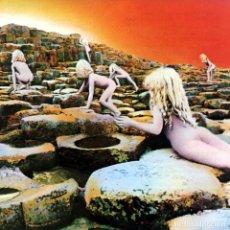 Música de colección: HOUSES OF THE HOLY - LED ZEPPELIN - VINILO LP. Lote 205893972