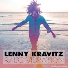 Música de colección: RAISE VIBRATION - LENNY KRAVITZ - VINILO LP. Lote 205894217