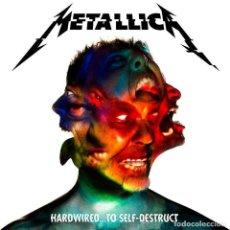 Música de colección: HARDWIRED... TO SELF-DESTRUCT - METALLICA - VINILO LP. Lote 205894247