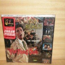 Música de colección: CLIFF RICHARD, THE SHADOWS. PUZZLE THE YOUNG ONES.. Lote 207195516