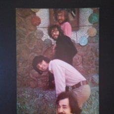 Musique de collection: POSTAL DEL CONJUNTO MUSICAL, CLUB DARWING TEORIA, AÑOS 70. Lote 207698983