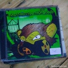 Musica di collezione: RADIOACTIVE MONKEYS - RADIOACTIVE MONKEYS - CD SEGUNDA MANO. Lote 207965710
