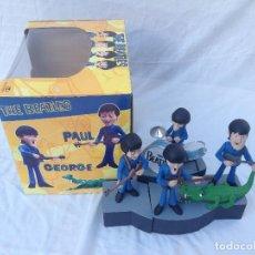 Música de colección: THE BEATLES DELUXE BOXED SET 2005 MCFARLANE TOYS.. Lote 208126197