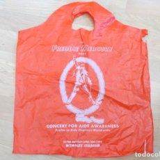 Música de colección: FREDDIE MERCURY TRIBUTE: WEMBLEY 1992 (BOLSA PROMOCIONAL) !!!!!!!!!!!! QUEEN. Lote 210137131