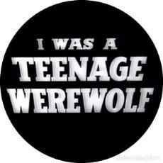 Música de colección: IMAN/MAGNET I WAS A TEENAGE WEREWOLF . THE CRAMPS LUX INTERIOR POISON IVY BRYAN. Lote 210308451