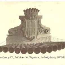 Musica di collezione: 4001.-E.F.WALKER Y Cª FABRICA DE ORGANOS-ORGANO MONUMENTAL DE LA EXPOSICION INTERNACIONAL 1929. Lote 210320493