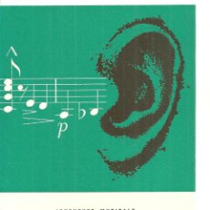 Música de colección: 4019.- BERGA - JOVENTUTS MUSICALS QUINTET DE VENT-THE LONDON GABRIELI BRASS ENSEMBLE. Lote 210579245