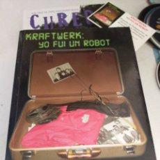 Musique de collection: KRAFTWERK LIBRO YO FUI UN ROBOT 2011. Lote 212250706