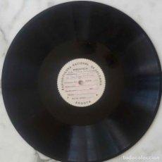 Música de colección: JOSÉ ROJO CONTRERAS. VALS TIERRA COLOMBIANA / HIMNO NACIONAL COLOMBIA. ACETATO. MATRIZ. DISCO METAL. Lote 212251162
