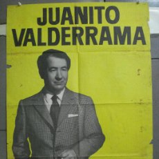 Música de colección: CDO 4428 JUANITO VALDERRAMA DISCOS BELTER POSTER ORIGINAL 70X100. Lote 212523842