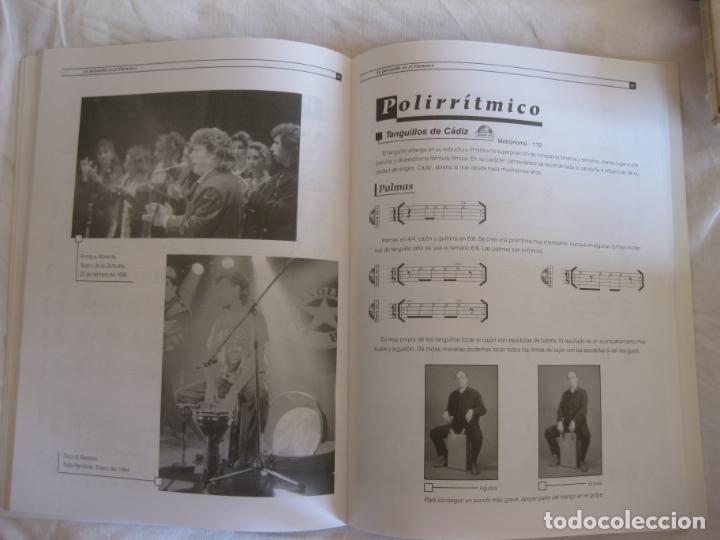 Música de colección: LA PERCUSION EN EL FLAMENCO. NAN MERCADER. INCLUYE CD. MD EDIOIONES - Foto 3 - 213484650