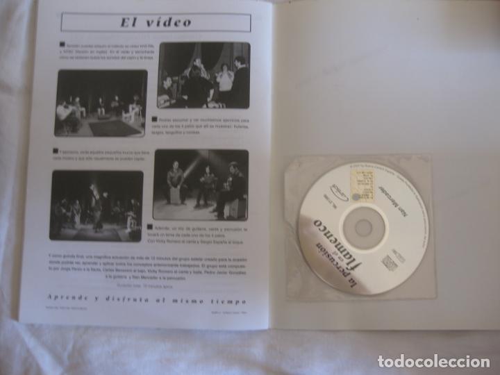 Música de colección: LA PERCUSION EN EL FLAMENCO. NAN MERCADER. INCLUYE CD. MD EDIOIONES - Foto 4 - 213484650
